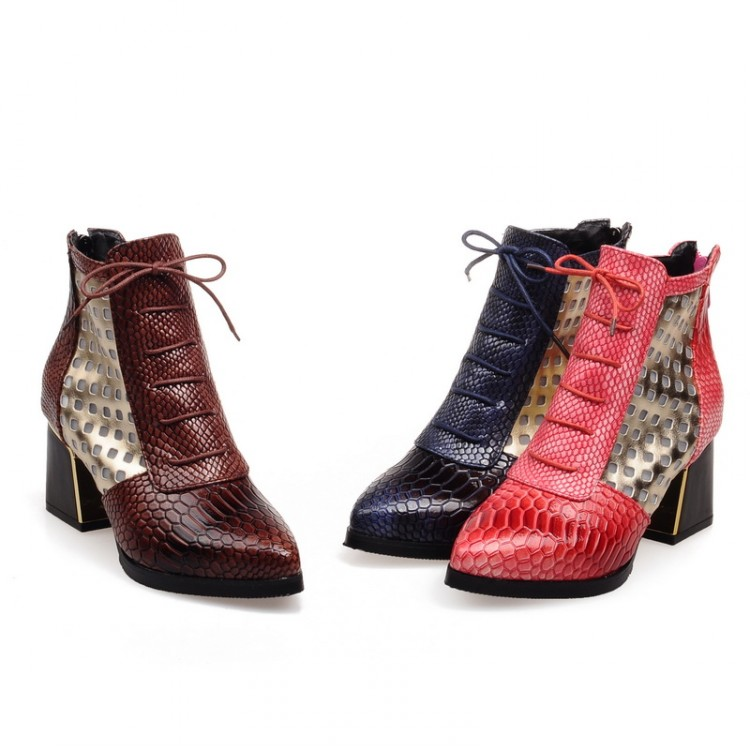 2015 winter autum women boots size 35-43 softs high heels fashion quality motorcycle shoes woman leather ankle boot S-62 women boots plus size 35 43 genuine leather autumn winter ankle boots black wine red shoes woman brand fashion motorcycle boot