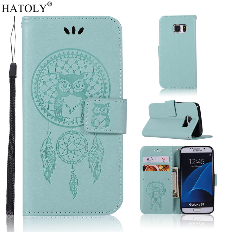 f71f1ad5bcb Cover For Samsung Galaxy S7 Case Flip Case For Samsung Galaxy S7 Cover Flip  Phone Case Silicone Leather Wallet Case Hoesje