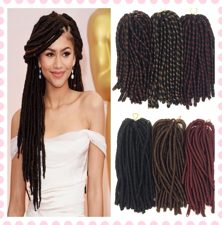 2015 New Style Wholesale 3pcs Synthetic Braiding Hair Extension