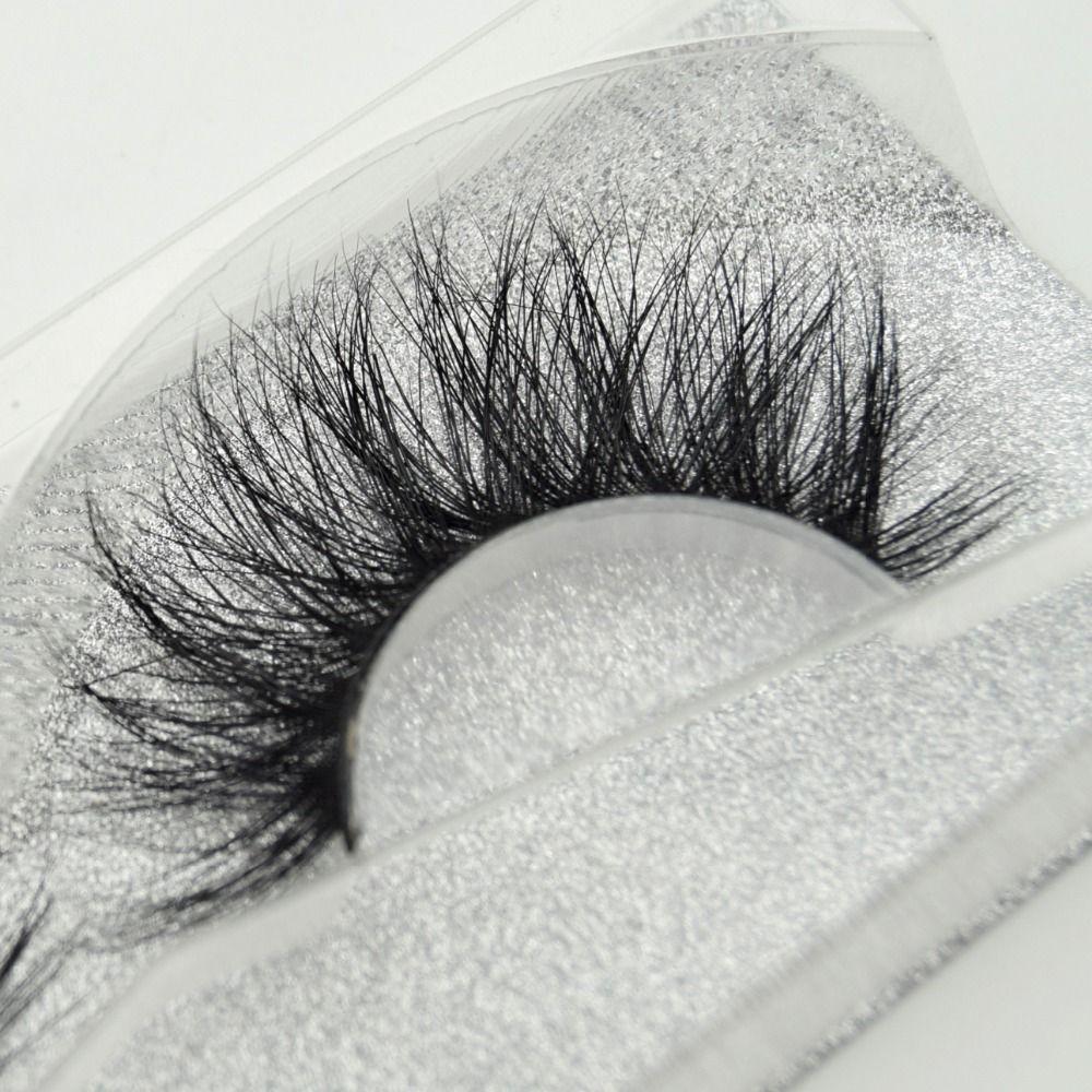 1Pair Sexy Fashion Charming Stylish 3D Mink False Eyelashes Long Cross Beauty Eye Lashes Extension Cosmetic Makeup Tools