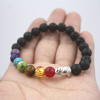Bracelet Yoga Bouddhiste 7 Chakras