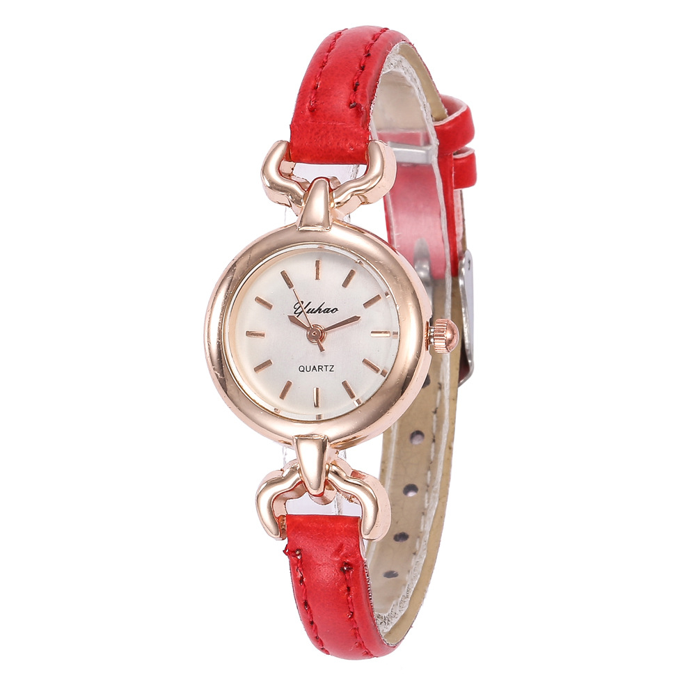 Women Watches 2019 High Quality Small Dial Leather Watches Rose Gold Ladies Quartz Wrist Watch Hodinky Montre Femme Reloj Mujer