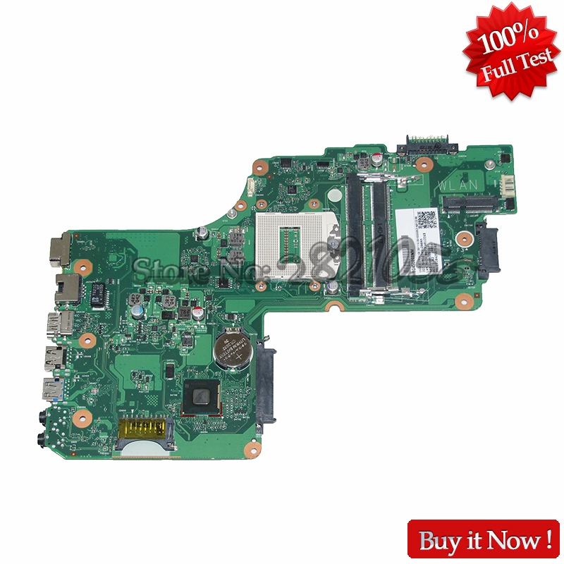 NOKOTION V000325160 DB10S-6050A2557501-MB-A02 Main Board For Toshiba Satellite C55 C55T Laptop Motherboard HM86 DDR3LNOKOTION V000325160 DB10S-6050A2557501-MB-A02 Main Board For Toshiba Satellite C55 C55T Laptop Motherboard HM86 DDR3L