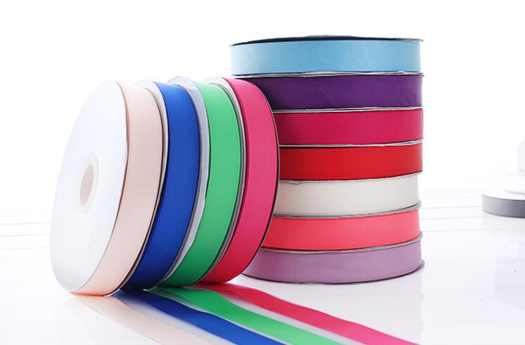 Di alta qualità 20mm 100 yard grosgrain ribbon per lartigianato