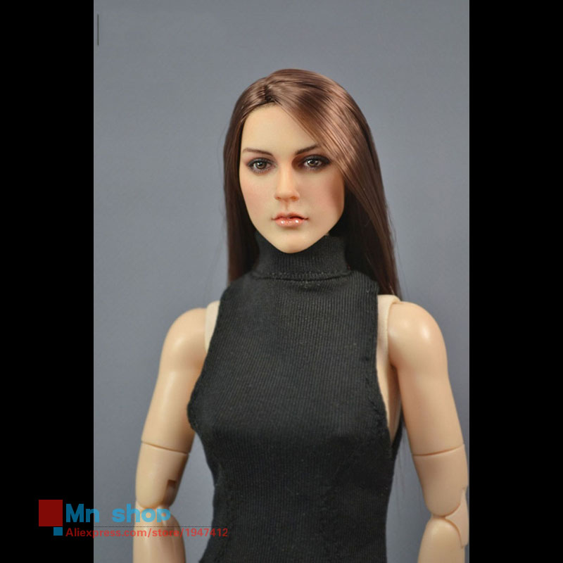 KIMI TOYS 1/6 Head Model KT004/005 Princess Kate  Female Head Carving Model Toys For 12 Action Figure Doll Gift Collection new hot 17cm avengers thor action figure toys collection christmas gift doll with box j h a c g