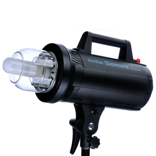 Godox Gemini GS 400 400W 400WS Speed Studio Strobe Flash Light Lamp Head for Portrait Fashion Wedding art Photography
