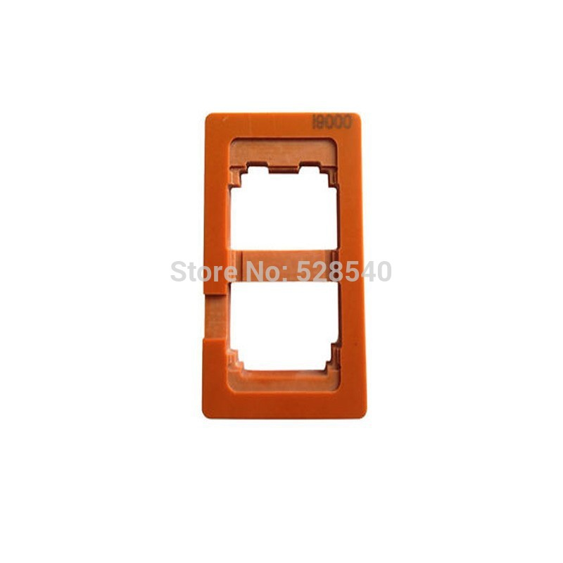 1PCS LCD Display Touch Screen Repair Holder Mould LCD Touch Screen Refurbishment Mould For Samsung Galaxy I9000 for iphone 4 4s lcd touch panel screen assembling mould refurbishment mold