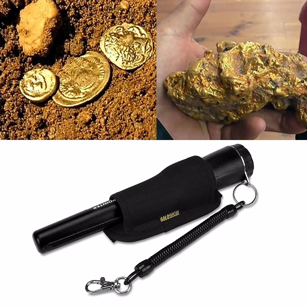 Portable Pro Pointer Metal Detector Underground Pinpointer Detector gold Treasure detector metal finder long range metaldetector цены