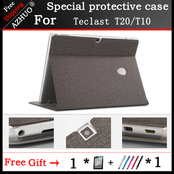 Front support stand cover case For Teclast T10/T20 10.1inch tablet Drop protection sleeve for teclast T20 +3 gifts