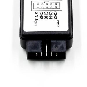 Image 4 - USB Logic SCM 24MHz 8 ช่อง 24M/วินาทีLogic Analyzer DebuggerสำหรับARM FPGA Logic Analyzer Logic 24M 8CH