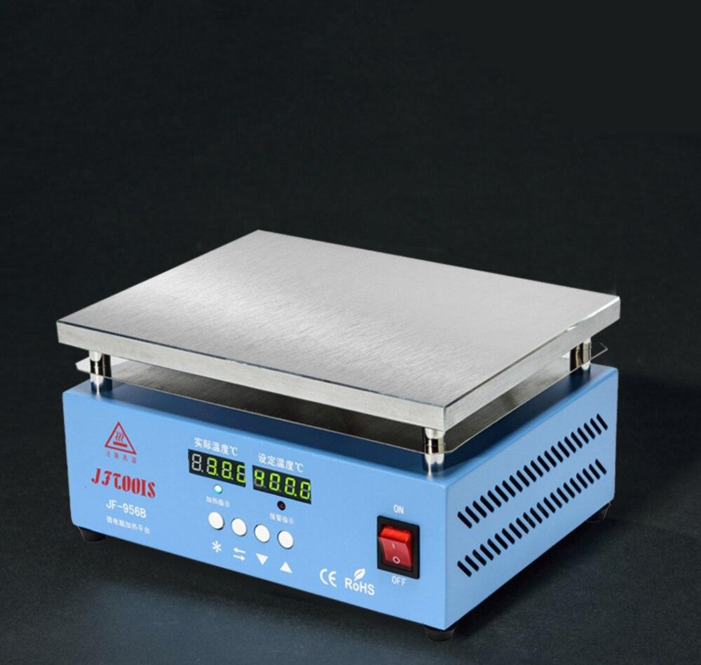 JF956B Heating Platform Preheating Station Screen Repair Special Heating Units 220V  Mobile maintenance tools