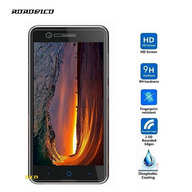 Premium Tempered Glass For ZTE Blade L5 Plus A460 A475 L4 Pro A465 Screen Protector Film For ZTE Blade A510 BA510 A512 GF3 V7 X3