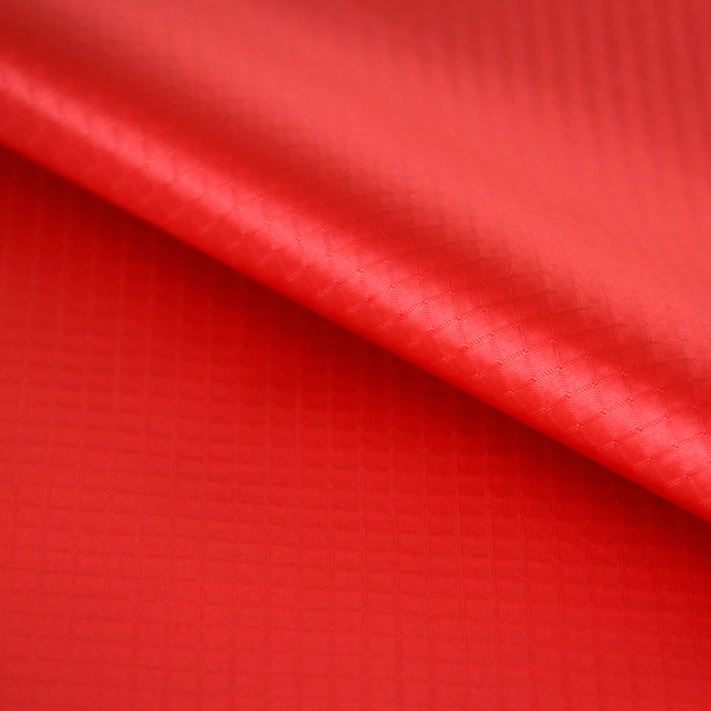 Red Color Lightweight Ripstop Nylon Kite Fabric Outdoor Waterpfoof Fabric For Tents Makings Home Garden Decoration & Red Color Lightweight Ripstop Nylon Kite Fabric Outdoor Waterpfoof ...