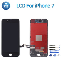 1PCS Grade A LCD For IPhone 7 LCD Replacement Touch Screen Digitizer Assembly Display No Dead