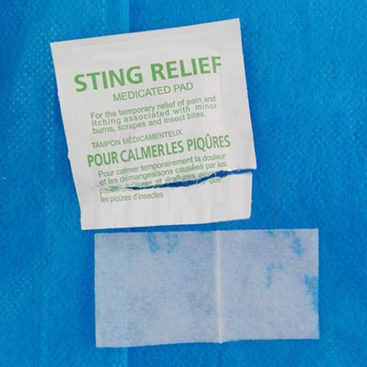 sting-relief-3  10-50-100pcs Out of doors Sting Aid Medicated Pad Insect Mosquito Sting itching Aid For Out of doors Camp Emergency Kits Equipment HTB1IBaySpXXXXXQXXXXq6xXFXXXB