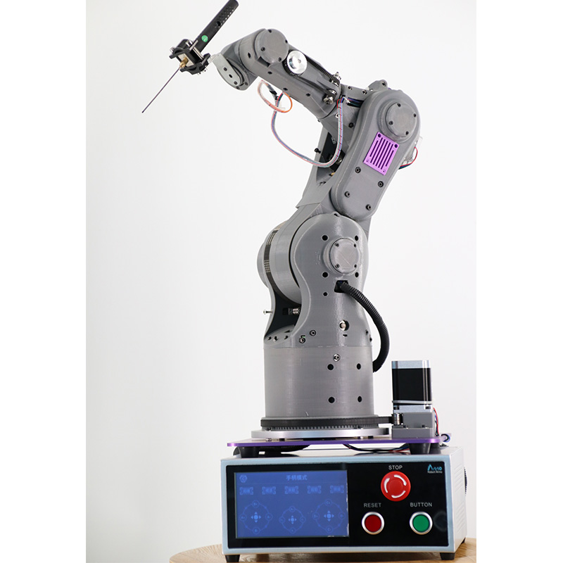 US $1700 0 |TRAN V6 educational 6 robot arm(DIY version) better  understanding for 6 axis robot not from adtech-in CNC Controller from Tools  on