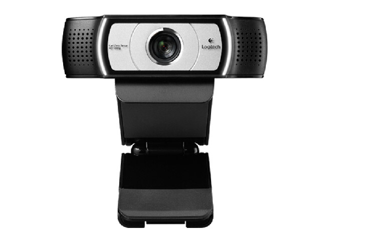 Image 5 - Original Logitech C930e HD Smart 1080P Webcam with Cover for Computer Zeiss Lens USB Video camera 4 Time Digital Zoom Web cam-in Webcams from Computer & Office