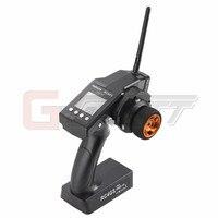 Freeshipping RadioLink RC3S 2 4G 4CH Gun Controller Transmitter 2 Pcs High Voltage Receiver