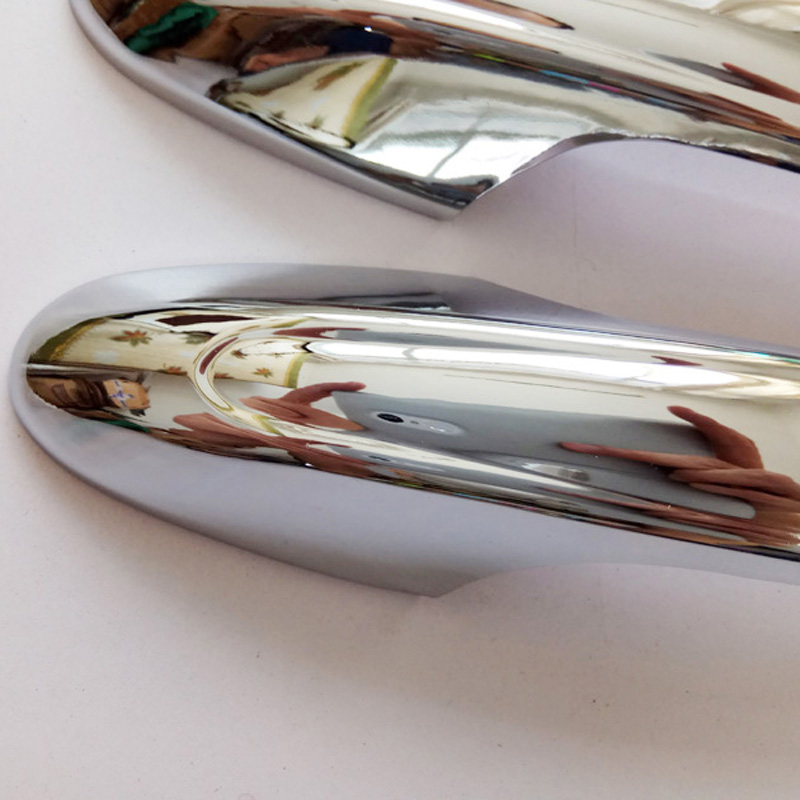 Image 5 - for toyota rav4 rav 4 xa40 2018 2017 2016 2015 2014 2013 chrome door handle cover parts accessories-in Chromium Styling from Automobiles & Motorcycles
