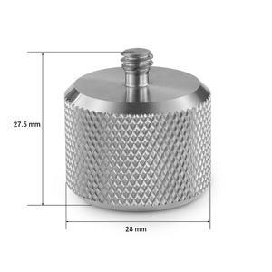 Image 3 - SmallRig Gegengewicht (100g) platte Mit 1/4 Threading Loch für DJI Ronin S und Zhiyun Gimbal Stabilisator 2284