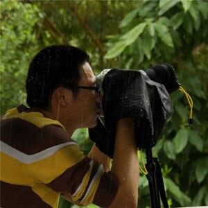 Image 5 - Fosoto Photo professionnel appareil Photo reflex numérique housse étanche à la pluie sac souple pour Canon Nikon Pendax Sony DSLR appareils Photo
