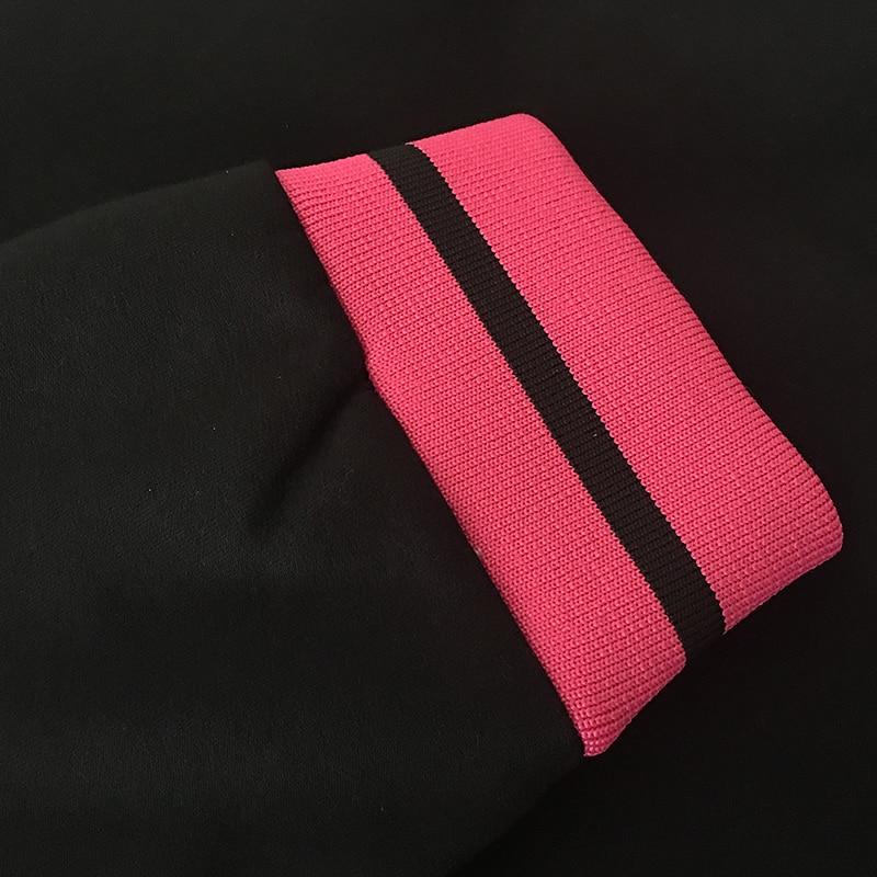 Naruto Shippuden Uzumaki Boruto Cosplay Costume Black Sportwear For Halloween Coat Pants Set