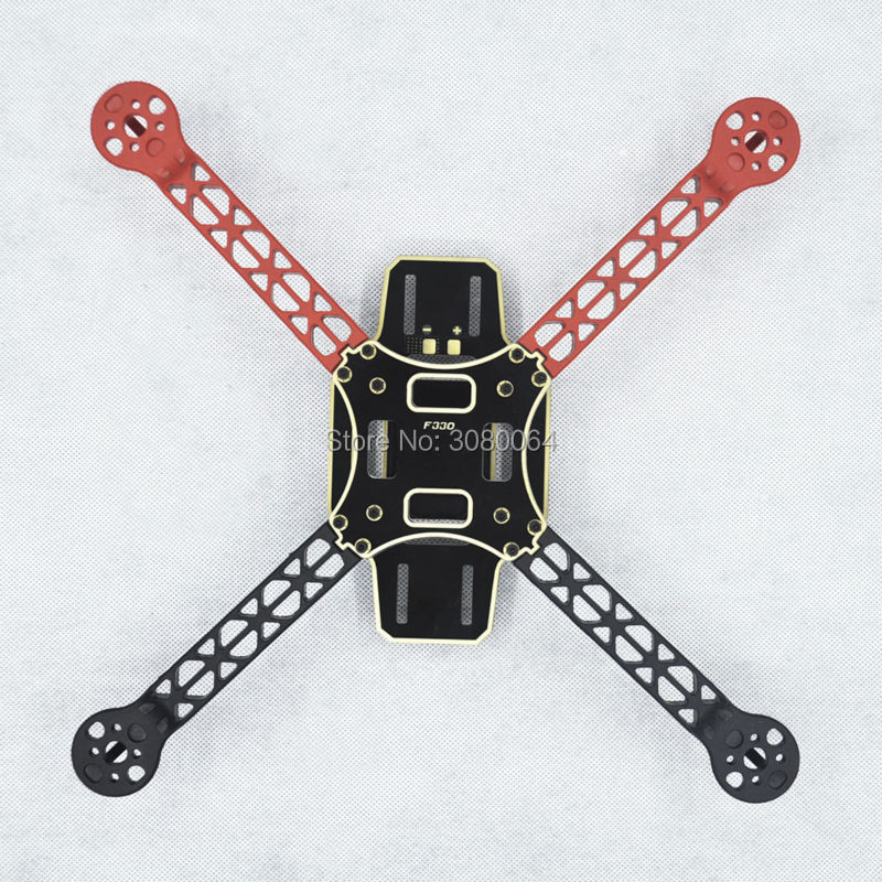 F330 Quadcopter Frame Kit Mini Quad Frame Navigation LED Light RC FPV Frame Drone Kit Support KK MK MWC UAV