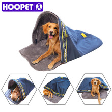 HOOPET Pet Dog Bed Mascotas Beds for Large Dogs Mat Blanket Small Mattress Foldable Home