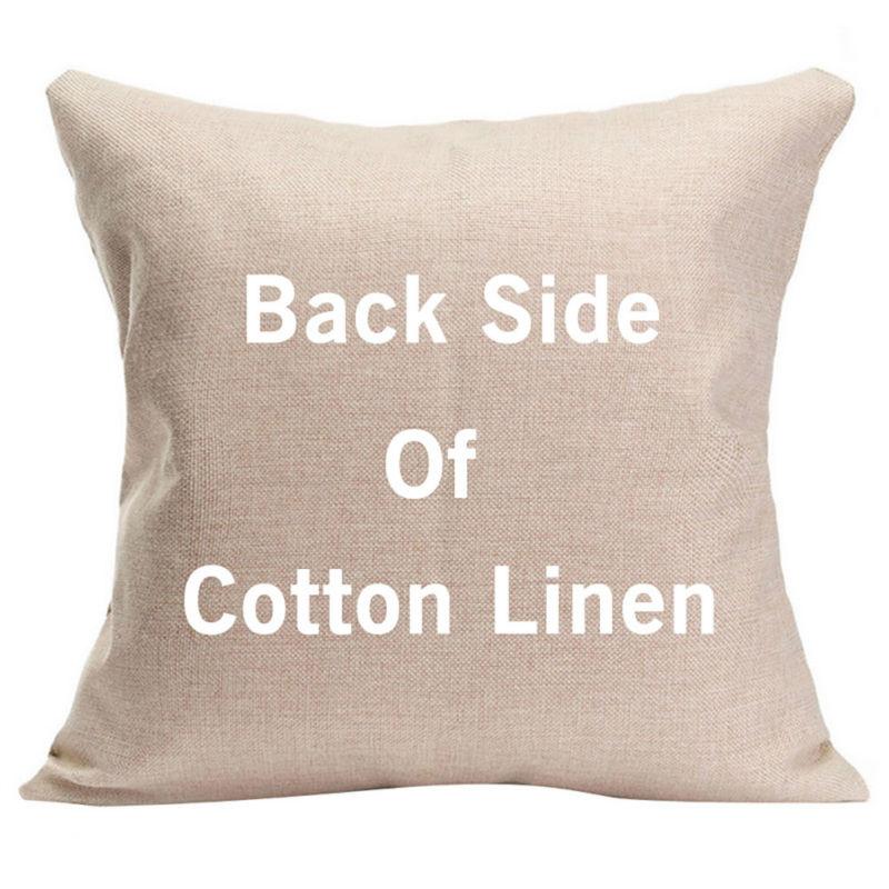 Pemandangan alam Bantal Meliputi Dekorasi Bantal Untuk Sofa Mobil - Tekstil rumah - Foto 5