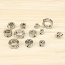 Сверло концевое кольцо позиционирование кольцо из нержавеющей стали Деревообрабатывающие инструменты 12 видов оптической оси бит локатор ограничитель