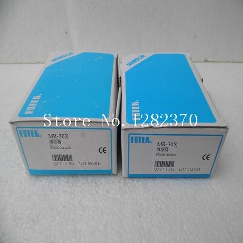 [SA] New original authentic special sales FOTEK sensor switch MR-30X Spot --5PCS/LOT[SA] New original authentic special sales FOTEK sensor switch MR-30X Spot --5PCS/LOT
