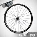ELITE 29er карбоновые Mtb колеса 40 мм ширина с ступицей DT350  горный велосипед  бескамерный для пересекающихся стран  для всех горных велосипедов