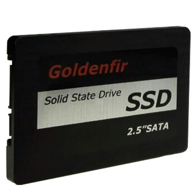 """Goldenfir низкая цена SSD 120 ГБ Твердотельные Диски 2.5 """"HDD Жесткий Диск Диск Внутренний SATA III 120 ГБ SSD 2.5"""