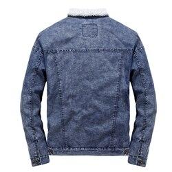 men winter denim jacket 3