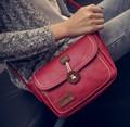 2016 new bag shoulder messenger bag fashion handbags tide leisure wild female bag lady bag simple package Women bag zs543