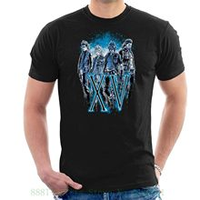 Final Fantasy Xv Character Portrait Men's T Shirt Tshirt O-neck Summer Personality Fashion Men T-shirts(China)