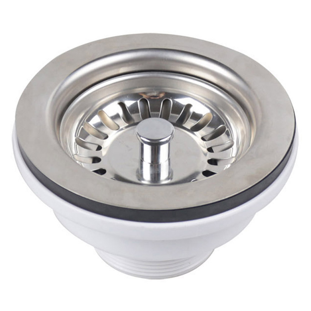 Talea Stainless Steel Kitchen Sink Drainer basin