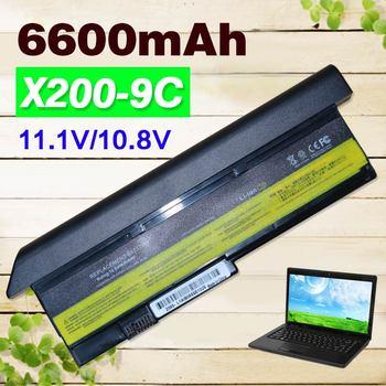 JIGU סוללה עבור IBM Lenovo ThinkPad X200 X200s X200si 42T4534 42T4535  42T4536 42T4537