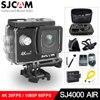 Original SJCAM SJ4000 AIR 4K WIFI Action Camera Full HD 2 0 Screen Mini Helmet Waterproof