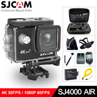 Original SJCAM SJ4000 AIR 4K WIFI Action Camera Full HD 2 0 Screen Mini Helmet Waterproof