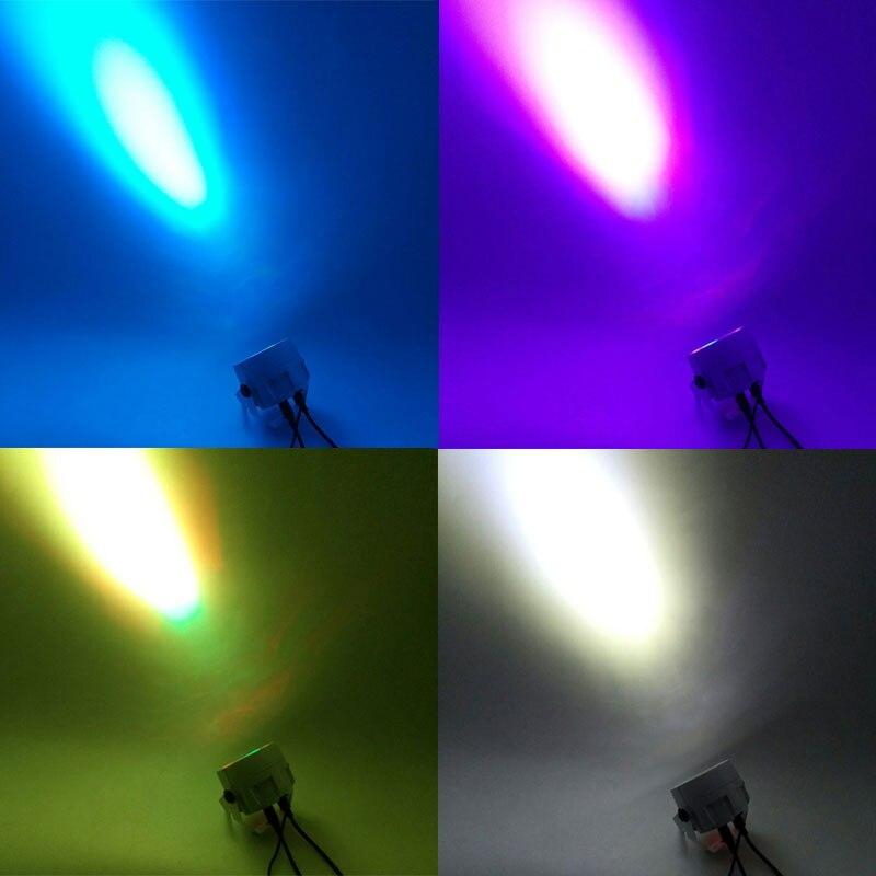 LED Par 12x3W RGBW LED Stage Light Par D Light with DMX512 համար - Կոմերցիոն լուսավորություն - Լուսանկար 6