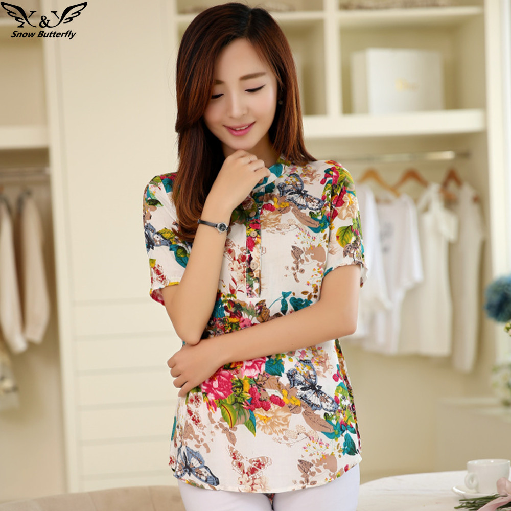 Женские блузки и Рубашки 2016 xs/5xl