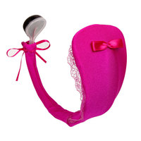 2012 New Product C String Invisible Erotic Underwear 10 Speed Vibration Sex Toys