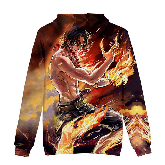 ONE PIECE THEMED 3D HOODIE (3 VARIAN)