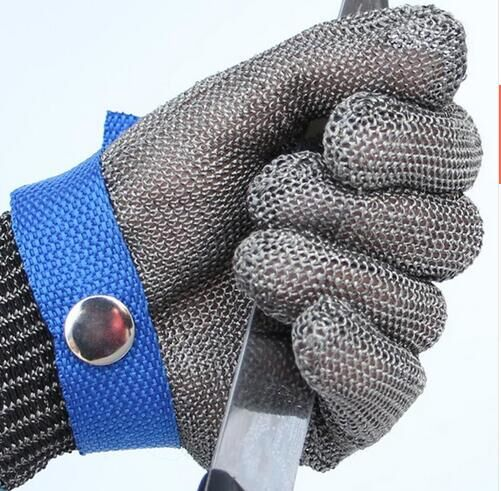 Safety Cut Proof Protect Glove  Metal Mesh  Gloves Protect Glove Chain  Glove Protect From Cutting