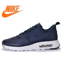 Original Official NIKE Leather Surface AIR MAX Men's Running Shoes Low Top Sneakers Outdoor Walking Jogging Athletic Comfortable