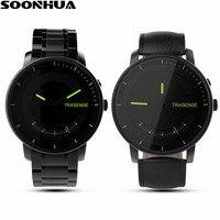 SOONHUA Smart Business Band Fitness Sports Watch Tracker Waterproof Smart Bracelet Pedometer Calorie Alarm Clock Wristband