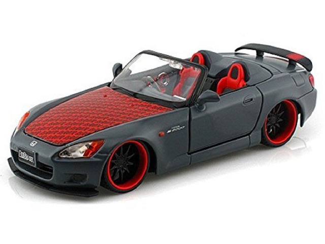 Maisto 1:24 Honda S2000 Diecast Model Car Toy New In Box Free Shipping
