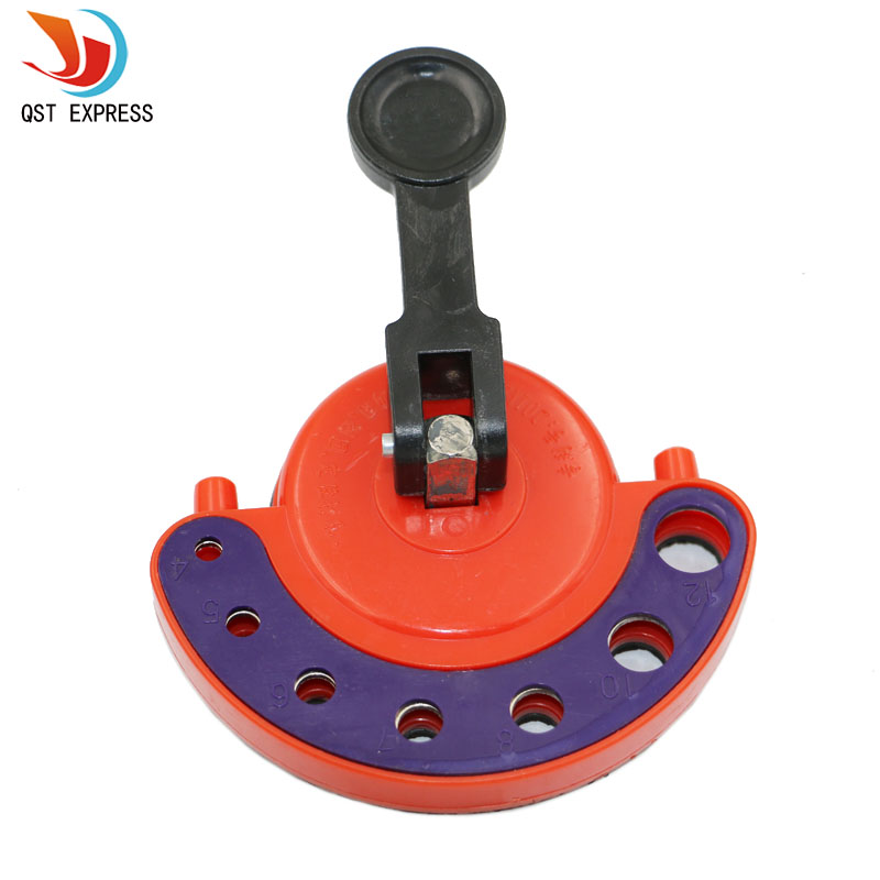 4-12mm Diamond Drill Bit Tile Glass Hole Saw Core Bit Guide With Vacuum Base Sucker Tile Glass openings Locator new 50mm concrete cement wall hole saw set with drill bit 200mm rod wrench for power tool