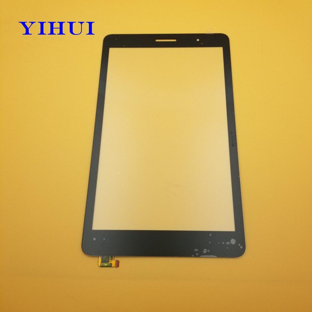 YIHUI Tactile Pour Huawei Honor Lecture Meadiapad 2 KOB-L09 MediaPad T3 KOB-W09 Mediapad T3 LTE 8 Écran tactile Digitizer Panneau de Verre